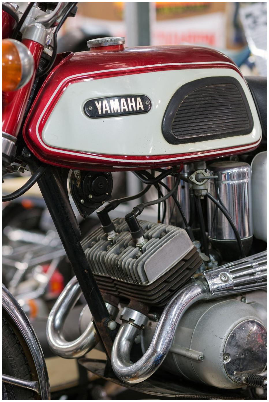 Yamaha yr2c 350cc twin 1968 for Yamaha 350cc motorcycles
